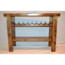 side table side table wine rack using this wooden as a is small