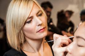 makeup artist in la hair makeup at chiara boni nyfw show