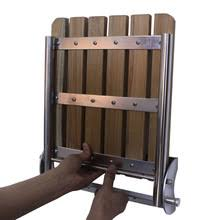 Teak Folding Shower Bench Popular Folding Bench Seat Buy Cheap Folding Bench Seat Lots From