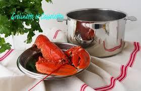 comment cuisiner un homard cuire et préparer un homard facilement grelinette et cassolettes