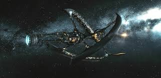 North Dakota how fast does the space station travel images How realistic is the interstellar ship from 39 passengers 39