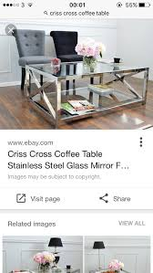 Criss Cross Coffee Table 535 Best Grass And Steel Fusion Images On Pinterest Dining