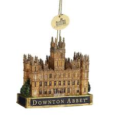 downton abbey ornaments christmas and holiday ornametns from