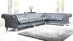 Diamond Tufted Sofa Light Grey Couch Living Room Tags Magnificent Grey Sofa Decor