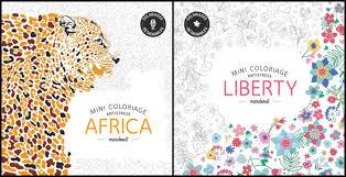 Le blog des paresseuses Des mini livres de coloriages antistress à