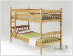 Milano Bunk Beds Pine Bunk Beds White Bunk Bed Triple Bunks - Milano bunk bed