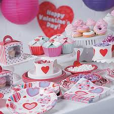 Valentine S Day Cookie Decorating Kit by 2017 Valentine U0027s Day Party Supplies Candy Crafts Cards