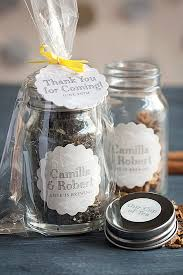 tea wedding favors wedding favor idea tea blends weddings ideas from evermine