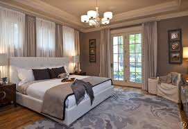 master bedroom with high ceiling by atelier drome llp zillow