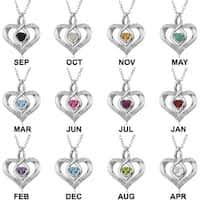 birthstone pendants for birthstone jewelry for less overstock