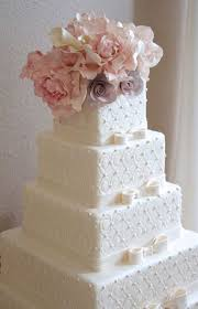 wedding cakes 2016 of gorgeous square wedding cake ideas 3