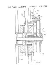 patent us4512588 stair climbing wheel chair google patents