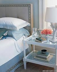 blue bedroom decorating ideas blue rooms martha stewart