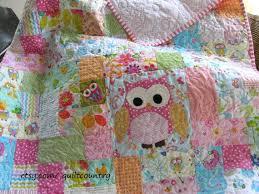 baby crib quilt tutorial baby owl quilt owl nursery decor