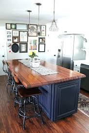 Wood Tops For Kitchen Islands Kitchen Island Top Ideas Kitchen Island Top Kitchen Island Stove