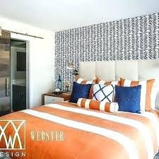 orange and blue bedroom blue bedroom colors orange bedroom color schemes orange and blue