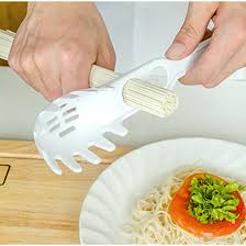 multifunction noodle measuring spoon noodles colander spaghetti