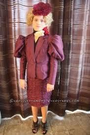 Hunger Games Halloween Costumes Coolest Effie Trinket Hunger Games Halloween Costume