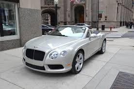 white bentley convertible 2013 bentley continental gtc v8 stock b382 s for sale near
