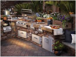 backyards cozy backyard barbecue design ideas garden home