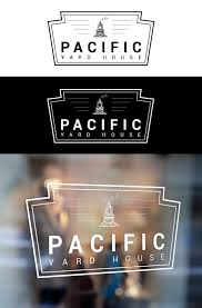 House Design Freelance by The Pacific Yard House Design Contest Masculine Personable Logo