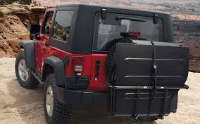 2007 jeep wrangler unlimited accessories 2007 jeep wrangler accessories freedom top panel carrier