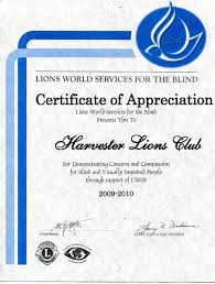 Blind Support Services Community U0026 Individual Support Harvester Lions