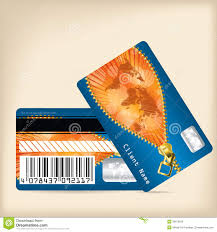 Loyalty Cards Design Loyalty Card Design With Opening Zipper Stock Vector Image 39612664