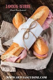 beurre de cuisine ham sandwich jambon beurre s cuisine