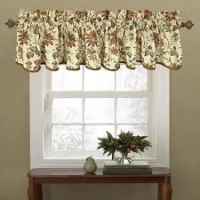 window valances cafA kitchen curtains you love wayfair