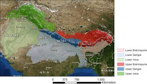 Map Of Indus River Blacks Climing Indus Valley Civilization Page 14