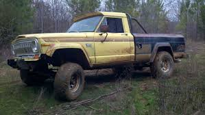 jeep honcho custom 1976 jeep j10 truck 4x4 for sale laurens south carolina