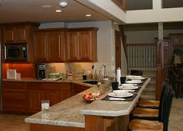 The Value Of Kitchen Counter Table  DESJAR Interior - Counter table kitchen
