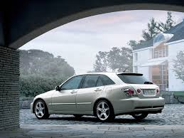 lexus altezza for sale nz toyota altezza gita just bought one of these in red so excited