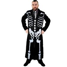 Halloween Skeleton Costumes by Wear The Iconic Skeleton Suit And Tie From The Latest James Bond