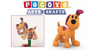 pocoyo arts u0026 crafts loula u0027s crafts for kids youtube