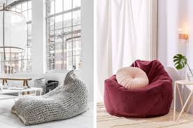 Bean Bag Chair Bed Believe It Or Not 10 Surprisingly Stylish Beanbag Chairs