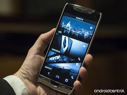 vertu phone touch screen vertu constellation review the billionaire u0027s phone android central