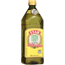 extra light virgin olive oil star extra light tasting olive oil 25 36 fl oz bottle walmart com