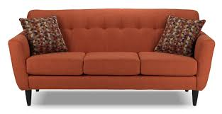 Orange Sofa Bed by Cobra Sofa Orange Leon U0027s