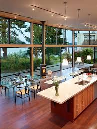 kitchen design seattle port ludlow residence by finne open living areas pinterest