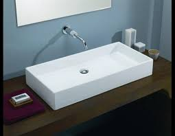 above counter bathroom sink alluring thomas creations box above counter bathroom sink white