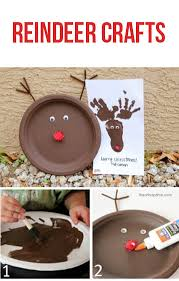 Kids Reindeer Crafts - super cute and easy reindeer crafts for kids on iheartnaptime net