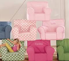 Pottery Barn Kids Oversized Chair Light Pink Anywhere Chair Pottery Barn Kids