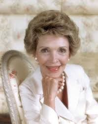 Nancy Reagan by 28 Nancy Reagan Nancy Reagan Former First Lady Dies At Age