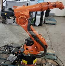 kuka kr5 arc industrial robot eurobots net