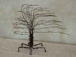 dishfunctional designs beautiful upcycled barbed wire creations