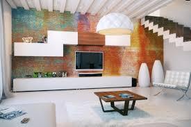 Living Room Design Brick Wall Home Decor Exposed Brick Wall Living Room Ideas Small Stainless