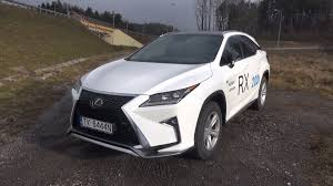 lexus rx 400h vs volvo xc90 2016 lexus rx 200t f sport 2 0 238 km test pl prezentacja in