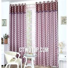 Black Polka Dot Curtains Pink And White Polka Dot Window Curtains Large Image For Chevron